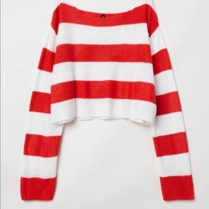 H&M Striped Sweater!